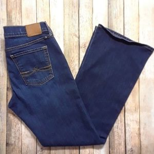 Lucky Brand Sweet'N Low Dark Wash Bootcut Jeans 8